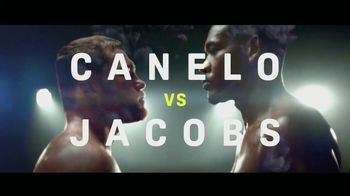 DAZN TV Spot, 'Canelo vs. Jacobs' - Thumbnail 9