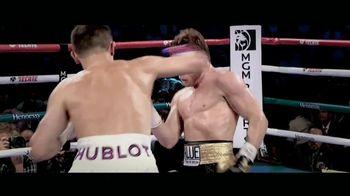 DAZN TV Spot, 'Canelo vs. Jacobs' - Thumbnail 4