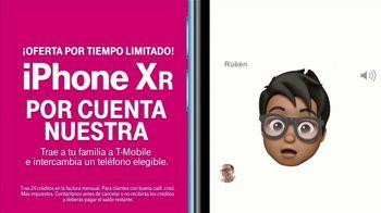 T-Mobile TV Spot, 'iPhone XR: unicornio' [Spanish] - 469 commercial airings