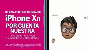 T-Mobile TV Spot, 'iPhone XR: unicornio' [Spanish]