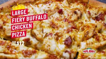 Papa John's TV Spot, 'On Fire' Song by Ohio Players - Thumbnail 4