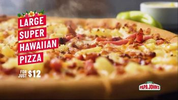 Papa John's TV Spot, 'On Fire' Song by Ohio Players - Thumbnail 8