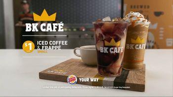 Burger King BK Café TV Spot, 'Chill Out' - Thumbnail 9