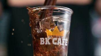 Burger King BK Café TV Spot, 'Chill Out' - Thumbnail 4