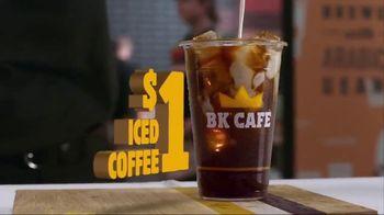 Burger King BK Café TV Spot, 'Chill Out' - Thumbnail 5