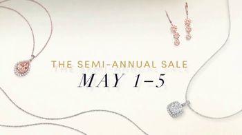 Jared Semi-Annual Sale TV Spot, 'Loose Diamonds'
