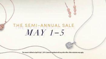 Jared Semi-Annual Sale TV Spot, 'Loose Diamonds' - Thumbnail 3