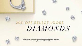 Jared Semi-Annual Sale TV Spot, 'Loose Diamonds' - Thumbnail 6