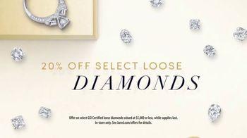 Jared Semi-Annual Sale TV Spot, 'Loose Diamonds' - Thumbnail 7