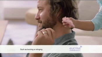 Eucrisa TV Spot, 'Hair Stylist'
