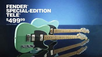 Guitar Center Guitar-A-Thon TV Spot, 'Fender Tele and Line 6 Spider V Amp' Song by Nita Strauss - Thumbnail 4
