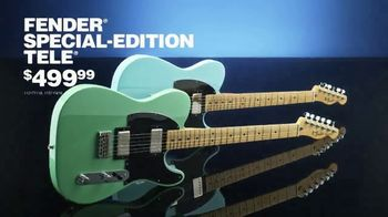 Guitar Center Guitar-A-Thon TV Spot, 'Fender Tele and Line 6 Spider V Amp' Song by Nita Strauss - Thumbnail 5