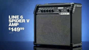 Guitar Center Guitar-A-Thon TV Spot, 'Fender Tele and Line 6 Spider V Amp' Song by Nita Strauss - Thumbnail 7