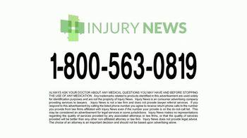 Injury News TV Spot, 'Valsartin Cancers' - Thumbnail 10
