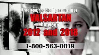 Injury News TV Spot, 'Valsartin Cancers' - Thumbnail 3