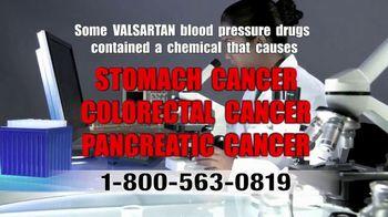 Injury News TV Spot, 'Valsartin Cancers' - Thumbnail 5