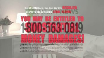 Injury News TV Spot, 'Valsartin Cancers' - Thumbnail 9