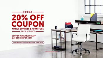 Office Depot TV Spot, 'For the Team: 20 Percent Off Coupon' - Thumbnail 9