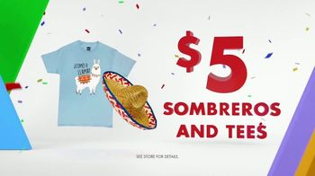 Party City TV Spot, 'Party Cups, Sombreros & Fiesta Tableware' - Thumbnail 6
