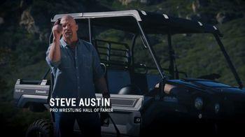 Kawasaki Good Times Sales Event TV Spot, 'Good Times' Featuring Steve Austin, Jonathan Rea - 1064 commercial airings