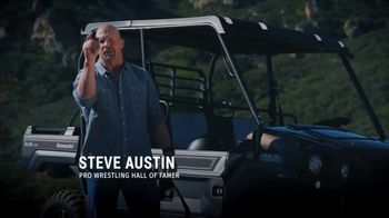 Kawasaki Good Times Sales Event TV Spot, 'Good Times' Featuring Steve Austin, Jonathan Rea
