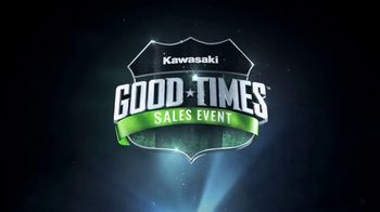 Kawasaki Good Times Sales Event TV Spot, 'Good Times' Featuring Steve Austin, Jonathan Rea - Thumbnail 7