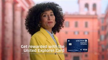 United MileagePlus Explorer Card TV Spot, 'Wherever I Go' Featuring Tracee Ellis Ross - Thumbnail 2
