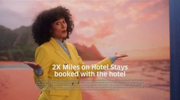 United MileagePlus Explorer Card TV Spot, 'Wherever I Go' Featuring Tracee Ellis Ross - Thumbnail 6