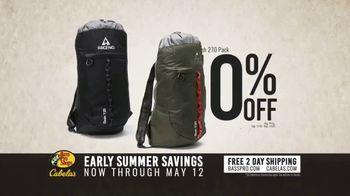 Bass Pro Shops Early Summer Savings TV Spot, 'Pocket Tees and Ascend Pack' - Thumbnail 5