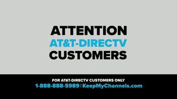 A&E Networks TV Spot, 'Keep My Channels: A&E' - Thumbnail 1