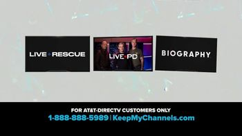 A&E Networks TV Spot, 'Keep My Channels: A&E' - Thumbnail 2