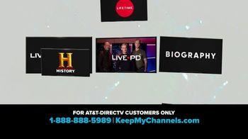 A&E Networks TV Spot, 'Keep My Channels: A&E' - Thumbnail 3
