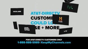 A&E Networks TV Spot, 'Keep My Channels: A&E' - Thumbnail 4