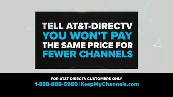 A&E Networks TV Spot, 'Keep My Channels: A&E' - Thumbnail 8