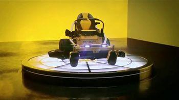 Cub Cadet Ultima Series TV Spot, 'All-Around: $100 Off'