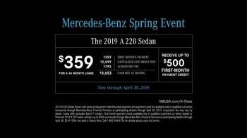 Mercedes-Benz Spring Event TV Spot, 'Welcome to Seattle' [T2] - Thumbnail 10