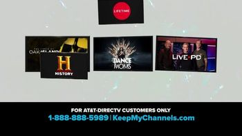 A&E Networks TV Spot, 'Keep My Channels' - Thumbnail 4