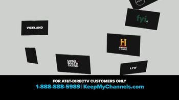A&E Networks TV Spot, 'Keep My Channels' - Thumbnail 5