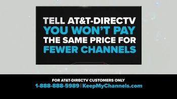 A&E Networks TV Spot, 'Keep My Channels' - Thumbnail 9