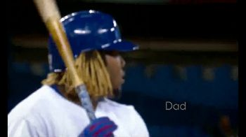 Major League Baseball TV Spot, 'A Letter From Vlad Guerrero to Vlad Jr.' - Thumbnail 8