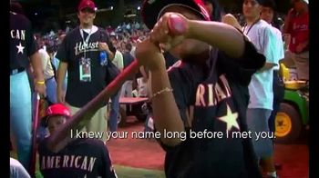 Major League Baseball TV Spot, 'A Letter From Vlad Guerrero to Vlad Jr.' - Thumbnail 2