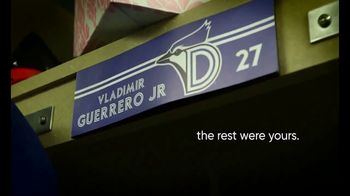 Major League Baseball TV Spot, 'A Letter From Vlad Guerrero to Vlad Jr.' - Thumbnail 5