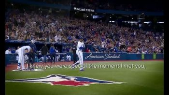Major League Baseball TV Spot, 'A Letter From Vlad Guerrero to Vlad Jr.' - Thumbnail 6