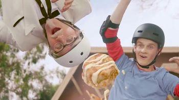 KFC Cinnabon Dessert Biscuits TV Spot, 'Fender Bender'