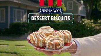 KFC Cinnabon Dessert Biscuits TV Spot, 'Fender Bender' - Thumbnail 10