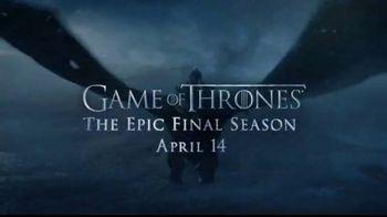DIRECTV TV Spot, 'Game of Thrones: Final Season' - Thumbnail 3