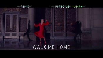 Amazon Music TV Spot, 'P!nk: Hurts 2B Human' - Thumbnail 3