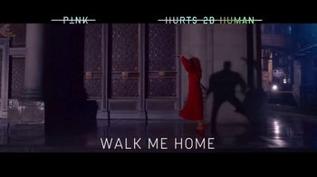 Amazon Music TV Spot, 'P!nk: Hurts 2B Human' - Thumbnail 4