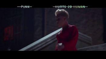 Amazon Music TV Spot, 'P!nk: Hurts 2B Human' - Thumbnail 5