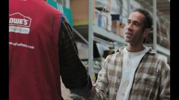 Lowe's ProServices TV Spot, '2019 NFL Draft'